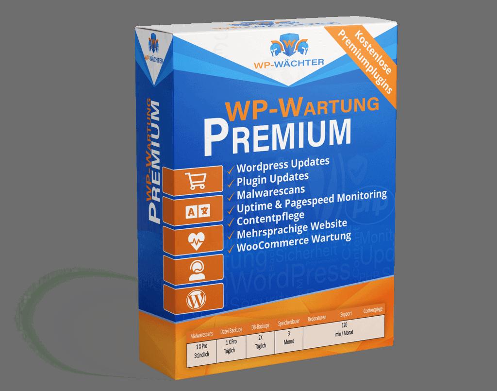 WordPress Wartung Premium Paket