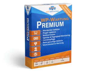 WordPress Wartung Premium Paket