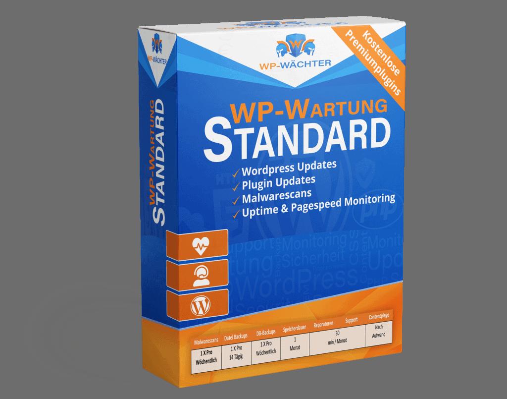 WordPress Wartung Standard Paket