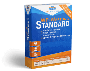 WordPress Wartung Standard Paket
